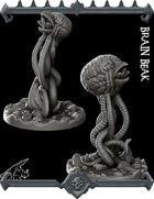 The Brain Beak Miniature   (Join our PATREON)