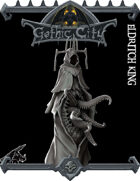 Eldritch King - model kit (Join our PATREON)