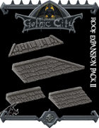 Gothic City Roof Expansion II - (Join our PATREON)