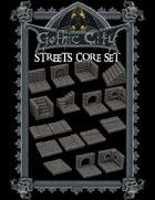 Gothic City Streets Core (TILESCAPE 2.0)