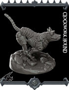 Clockwork Hound Miniature - (Join our PATREON)