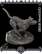 Clockwork Hound Miniature - (Join our PATREON)
