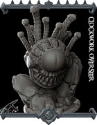 Clockwork Overseer - (Join our PATREON)