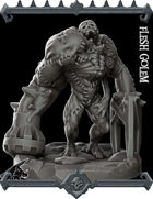 Flesh Golem Miniature  -  (Join our PATREON)