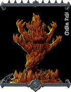 Fire Weird Miniature  -  (Join our PATREON)