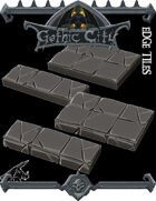 Gothic City Edge Tiles - (Join our PATREONs)