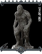 Swamp-men Miniature  -  (Join our PATREON)