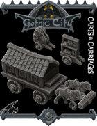 Carts and Carriages - (Join our PATREON)