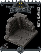 Dungeon Ruins Set - (Join our PATREON)