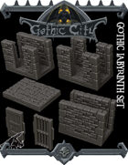 Gothic Labyrinth Set - (JOIN our PATREON)