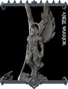 Angel Warrior Miniature -  (Join our PATREON)