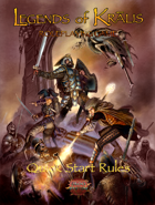 Legends of Kralis - Quick Start