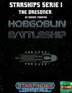 STARSHIPS SERIE vol.I- HOBGOBLIN BATTLESHIP