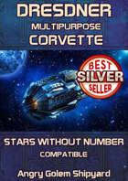 Stars Without Number - Dresdner Multipurpose Corvette