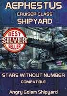 Stars Without Number - Aephestus Shipyard Class Cruiser