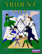 Trident City Sourcebook for Icons