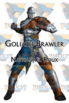 Goliath Brawler Stock Art