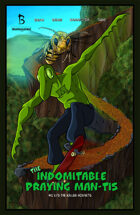 The Praying Man-tis