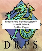 The Dragon Role Playing System Main Rulebook (ePub)