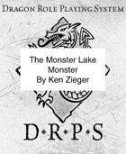 The Monster Lake Monster