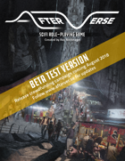 Afterverse Core Book beta