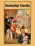Insanity Cards - Print and Play Edition