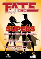 Fate Plus #2—Supers (PDF)