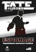 Fate Plus #5—Espionage (PDF+EPUB+MOBI)