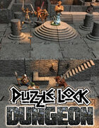 PuzzleLock Dungeon