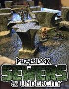 PuzzleLock Sewers & Undercity