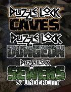 PuzzleLock Playsets [BUNDLE]