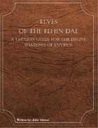 Elves of the Fehin Dae