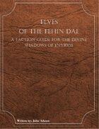 Elves of the Fehin Dae
