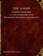 The Namer (Beta)