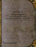 Orcs of the Howling Bones