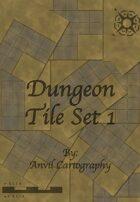 Dungeon Tile Set 1