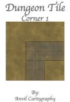 Dungeon Tile Corner 1