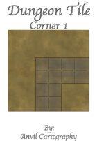 Dungeon Tile Corner 1