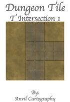 Dungeon Tile T Intersection 1