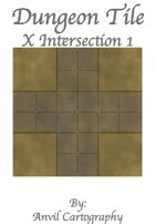 Dungeon Tile X Intersection 1
