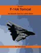 US Navy F-14A Tomcat