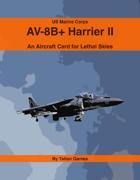 US Marine Corps AV-8B+ Harrier II