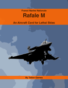 France Marine National Rafale M