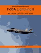 RNOAF F-35A Lightning II