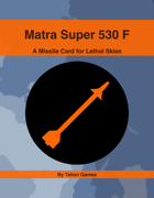 MATRA Super 530 F