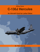 US Air Force C-130J Hercules