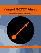 Vympel R-27ET Alamo D