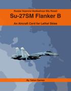 Russia Voyenno-Vozdushnye Sily Rossii Su-27SM Flanker B