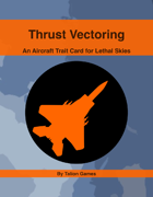 Thrust Vectoring