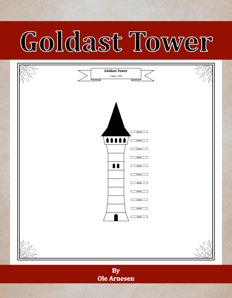 Goldast Tower
